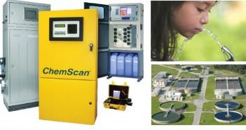 Máy quan trắc nước cấp và nước thải online liên tục ChemScan