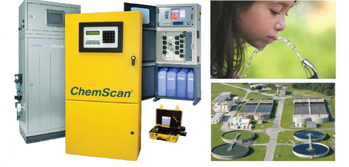 ChemScan Analyser for Water and Waste Water Treatment Plant